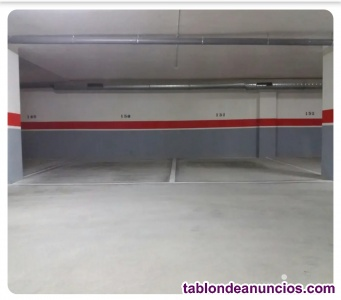 Plaza de garaje Albox