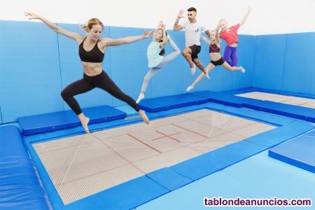Entrenador/Profesor de acrobacias en trampolín