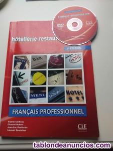 Libro de texto+ cd frances grado sup. Turismo