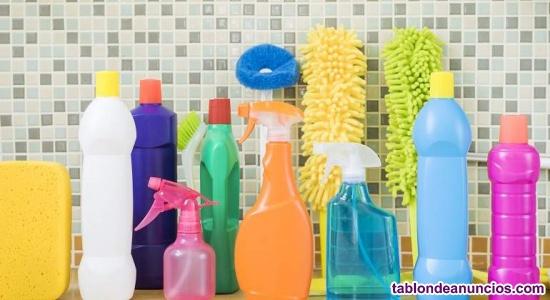 Limpieza domestica.