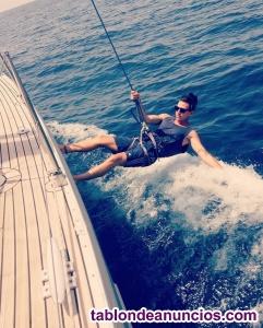 Paseos en velero. Disfruta el mar