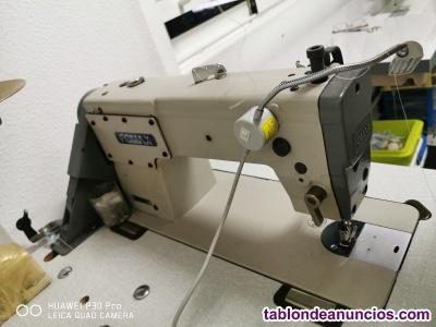 Vendo maquina de coser Fomax KDD 1120