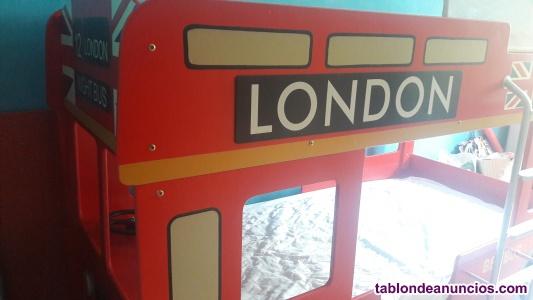 Litera autobus Londres