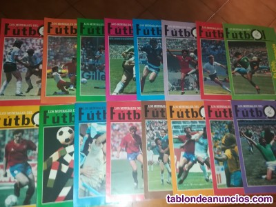 Lote fasciculos de Futbol