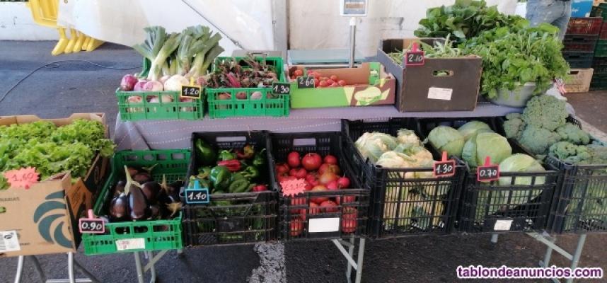 Hortalizas Ecológica Se venden productos locales Ecológico