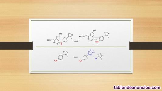 Se ofrecen clases particulares de Química Orgánica y Química Básica