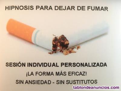 Dejar de fumar en calafell - hipnosis clinica