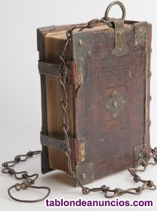 Restaurador de libros madrid