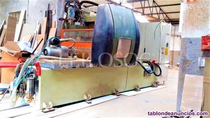 Subasta Electrónica · Maquina Fresadora CNC SCM