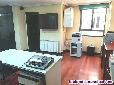 Particular, alquilo oficina 160 m2, piso 1º mejor zona