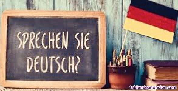 Clases de Alemán  A1 - A2 - B1 - B2 Online