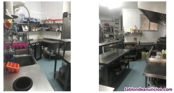 Restaurante de éxito en Nerja - traspaso