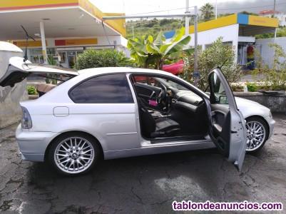Se vende BMW compact en buen estado.