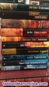 25 novelas de terror suspense Ocasion