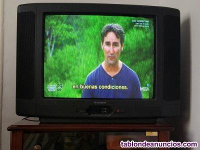 Vendo tv años 2000 - knissel 32 color