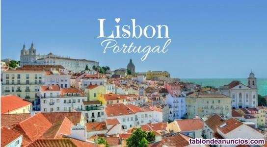Servicio de Atención al Cliente - Lisboa - Portugal - alojamiento incluido