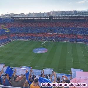 Barça futbol abono completo