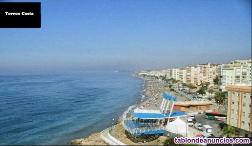 TORROX COSTA Apartamento 1ª linea, situado frente al mar