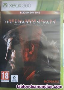Phanton pain juego xbox