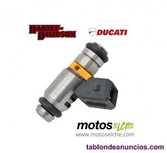 Inyector de combustible IWP069 para DUCATI / HARLEY DAVIDSON
