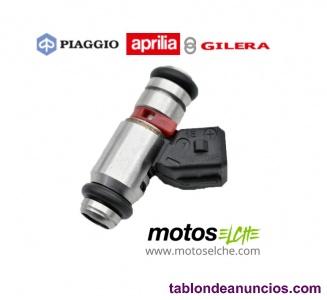 Inyector de combustible IWP 048 Piaggio Aprilia Gilera 400 500