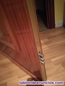 Vendo puerta interior blindada  chapelli
