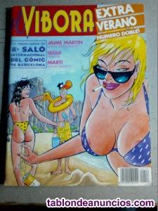 Comics el vibora extra de verano nº 128