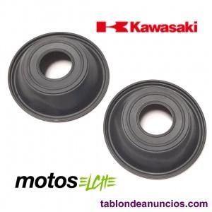 Membrana de carburador kawasaki kle 500