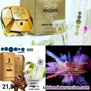 Perfumes 2020