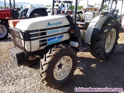 Tractor VIÑEDO LAMBORGHINI RUNNER 450 MATRICULADO.