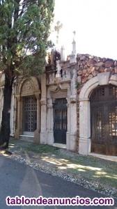 Es ven arc-cova a montjuïc (capacitat 2 sepultures)