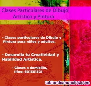 Clases partuculares de dibujo y color