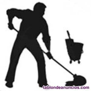 Autónomo  profesional de limpieza