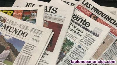 Suscripcion digital periodico/revistas