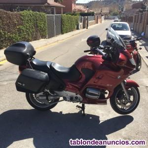 Vendo moto BMW RT 1150 en muy buen estado