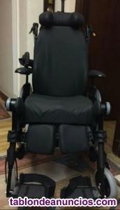 Venta de silla de ruedas basculante y reclinable Rea Climatis. Usada 1 mes