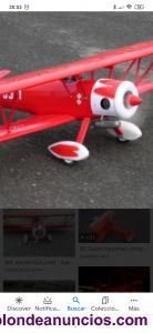 Avión Súper Stearman