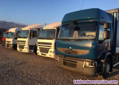 Volvo-renault-daf - mercedes-scania