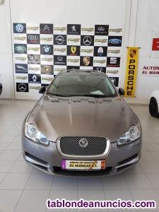 Jaguar xf   motor 3.0 v6  275cv