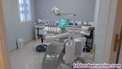Venta piso + traspaso negocio (clínica dental)
