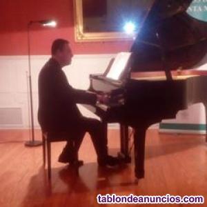 Profesor de música y piano