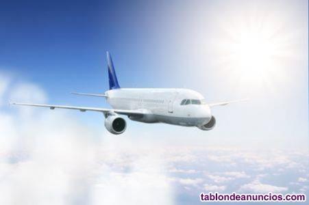 Vendo vuelos Sevilla-La palma
