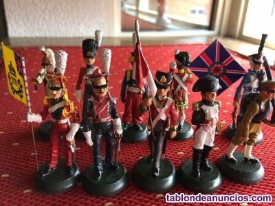 Soldados de plomo  coleccion vendo