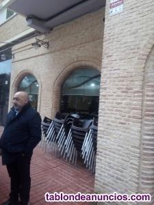 Traspaso Bar Restaurante en pleno funcionamiento