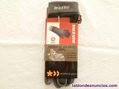 Sotoguantes moto nuevos térmicos Bikers