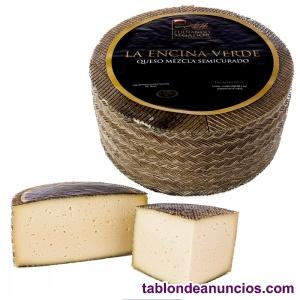 Queso mezcla semicurado Compra tu queso semicurado online