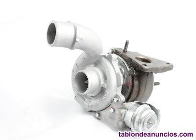 Turbos para todos los motores de renault
