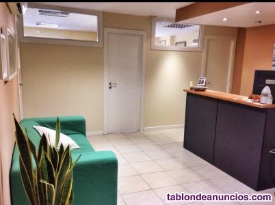 Alquiler de consulta dentro de centro sanitario
