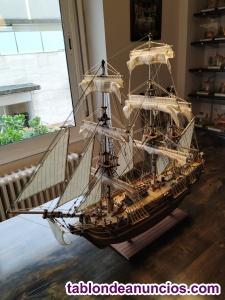 Maqueta HMS Bounty