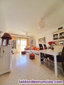 Alquilo  habitacion muy luminosa en un precios piso